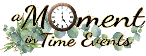 A Moment in Time Events - logo